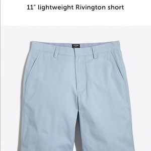 J. CREW MEN'S - Rivington Short - Navy - NWT